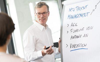 Wozu nutzen unsere Kunden New-Talent-Management?