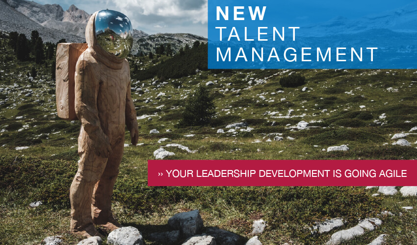 New Work braucht New Talent Management