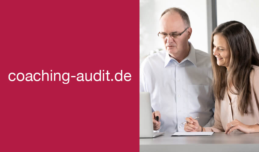 Coaching-Audit Webshop