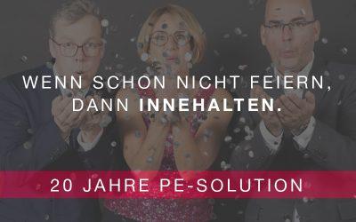 20 Jahre PE-Solution