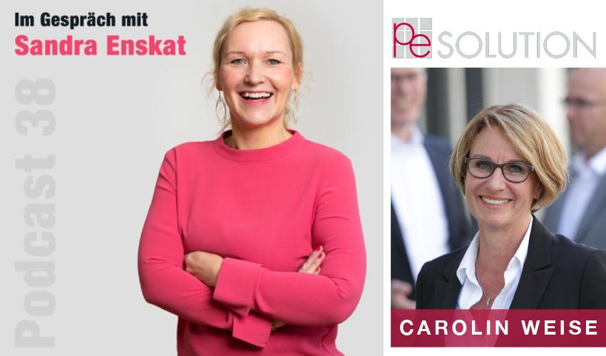 PODCAST: Im Gespräch mit Sandra Enskat.
