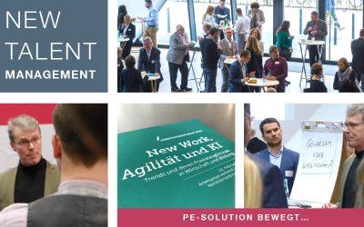 New Talent Management auf dem Arbeitgeberforum