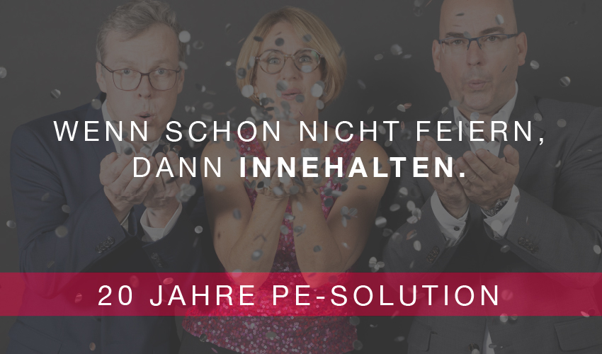 20 Jahre PE-Solution