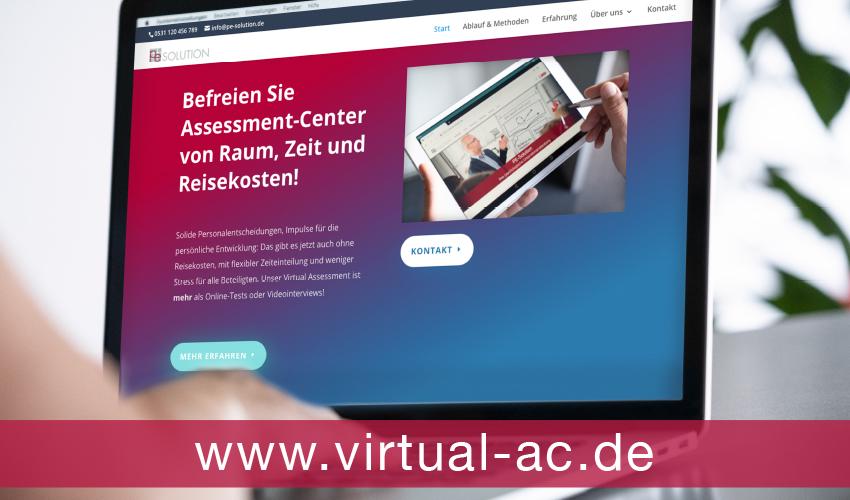 Virtuelle Assessment-Center