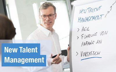 Agile Personalentwicklung und Nachfolgeplanung