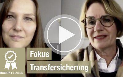 Fokus: Transfersicherung