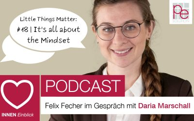 Podcast: It's all about the Mindset