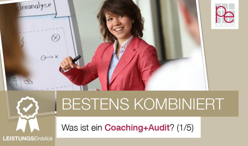 Was ist ein Coaching+Audit? (1/5)